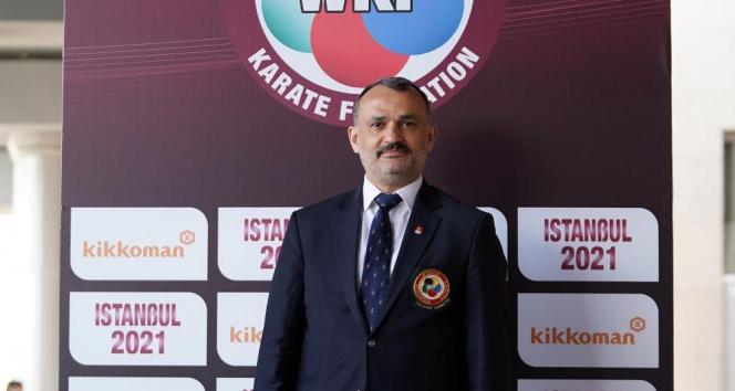 Esat Delihasan: 'En çok sayıda ve bütün kategorilerde hakkımızı alarak Olimpiyatlara katılmak istiyoruz'