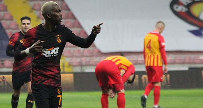 Henry Onyekuru 5. golünü kaydetti