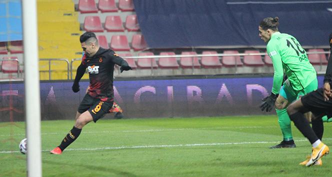 Radamel Falcao'dan 2 maçta 3 gol