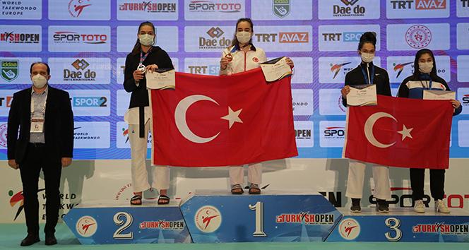 Turkish Open'da genç millilerden 23 madalya