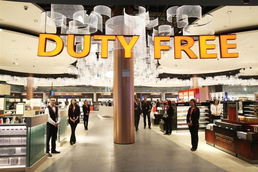 Havalimanında Duty Free Shop Ürünleri Gerçekten Uygun Mu